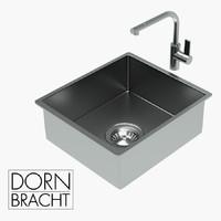 3d model dornbracht kitchens -