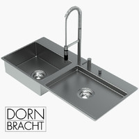 3ds max dornbracht kitchens