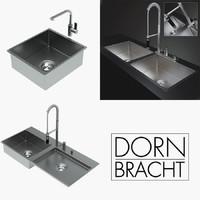 3d dornbracht kitchens model