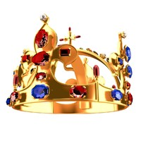 Woman crown