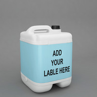 container bottle 3d 3ds