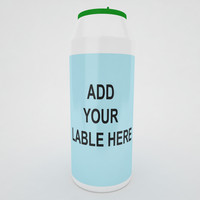 3ds container bottle