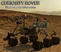 CURIOSITY ROVER-MARS SCIENCE LABORATORY