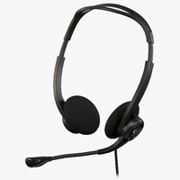 3ds max logitech pc headset 960