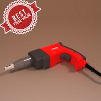 max drill machine buzzer