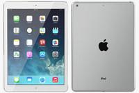3d apple ipad air model
