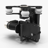 3ds max dji zenmuse h3-3d