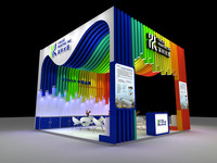 max exhibition design stand