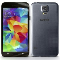 3ds max samsung galaxy s5 black