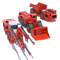 Collection Mining Machines 5