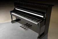 3d piano yamaha