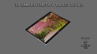 3dsmax samsung sm-t800