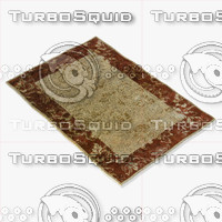 3d model loloi rugs am-04 beige
