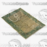 3d loloi rugs am-04 beige model