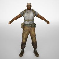 max soldier rigged