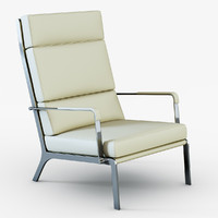 armchair gilbert 3d model
