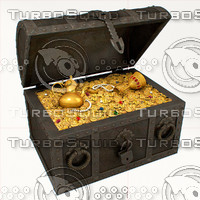 treasure chest max