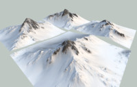Snow mountains pack 1