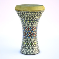 tabla hi res 3d max