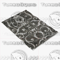 3d model loloi rugs en-07 smoke