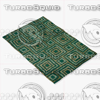 3d loloi rugs ep-02 teal
