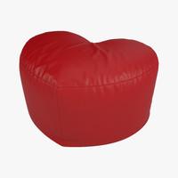 max heart pouf