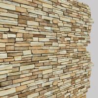 Masonry Stone Wall
