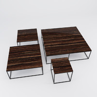 roderic vos slice table 3d model