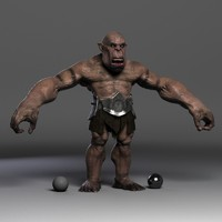 3ds max orc realistic