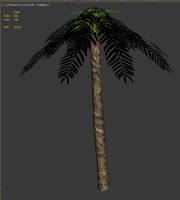 Palm Tree Pack x4