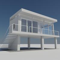 3d - housing mini modern