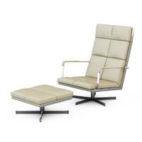 obj armchair gilbert chair pouf