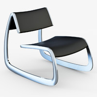 chair g jakob thau 3d model