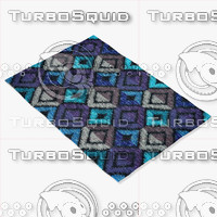 3d loloi rugs ml-03 violet