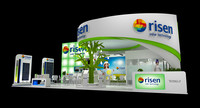 max exhibition booth design