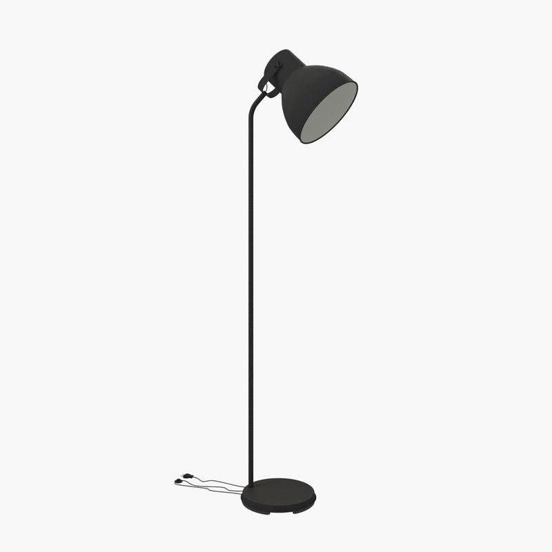 Stenstorp Kitchen Island From Ikea ~ 3ds max ikea hektar floor lamp