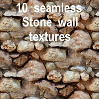 Stone Wall Collection 7
