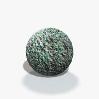 Snowdrop Plants Seamless Texture