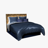 3dsmax master bed