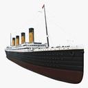 Titanic 3D models