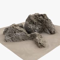 Rock 3D Scan 17