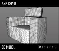 Simple Arm Chair