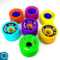 max longboard wheels