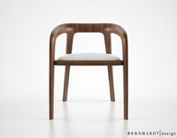 3d bernhardt design corvo chair model