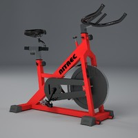 obj realistic nitrec indoor bike