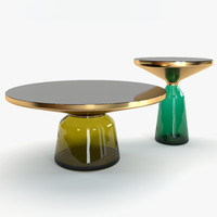 Classicon Coffee Table And Side Table