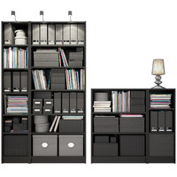 max billy bookcase wenge books