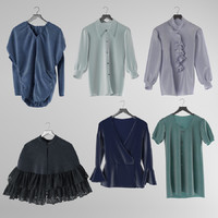 3d clothing hangers