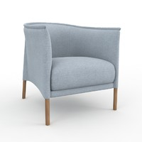 Talo armchair by Sancal