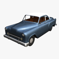 3d chevrolet bel air